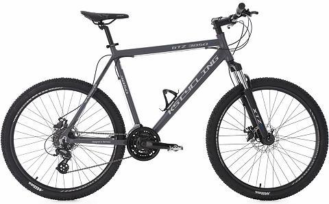 KS CYCLING Kalnų dviratis 26 Zoll anthrazit 24-Ga...