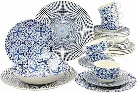 CREATABLE Crea Table servizas Steingut 30 Teile ...