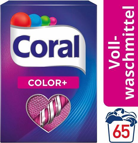 » Waschmittel Color Pulver« Waschmitte...