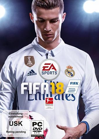 Fifa 18 (Code in the Box) PC