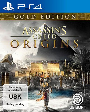 Assassin's Creed Origins Gold Edition ...