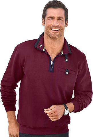 Sportinio stiliaus megztinis iš grynos...