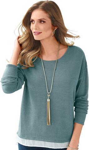 ALESSA W. Classic Inspirationen megztinis in edl...