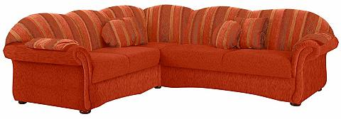 Kampinė sofa »Colombo« su spyruoklės i...