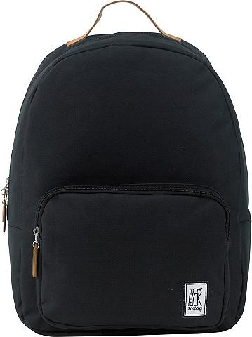 THE PACK SOCIETY Kuprinė »Classic Kuprinė solid black«