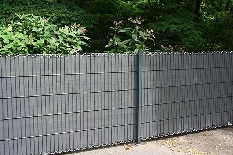 PEDDY SHIELD Juosta »Sichtschutzblende « 5 m staliu...
