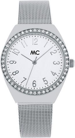 MC Laikrodis su Metallgehäuse