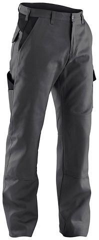 KÜBLER KÜBLER Darbinės kelnės »IDENTIQ cotton...