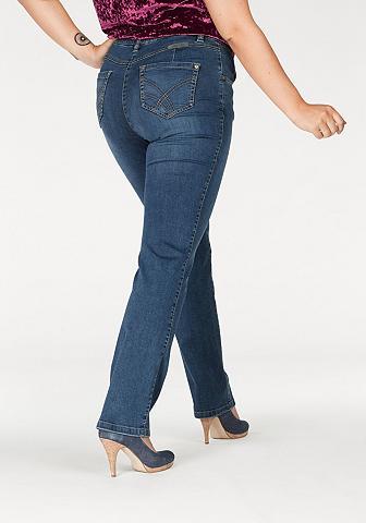 Kj BRAND džinsai su 5 kišenėmis »Betty...