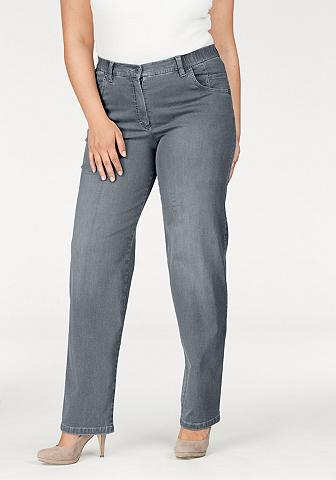 KjBRAND Straight-Jeans »Babsie« Super Stretch