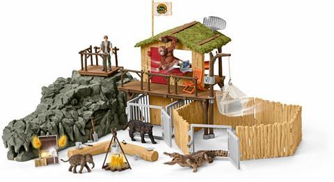 SCHLEICH ® Žaislų rinkinys (42350) »Wild Life D...