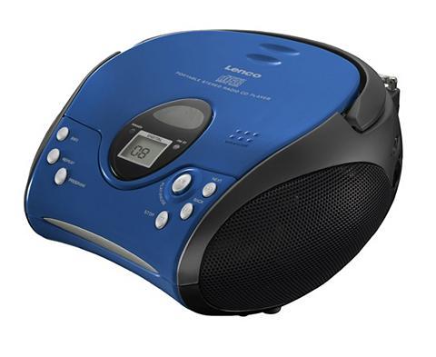 LENCO Tragbares Stereo UKW- radijo imtuvas s...