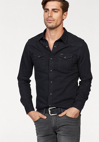 ® džinsiniai marškinėliai