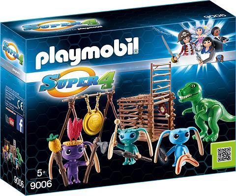 ® Alien-Krieger su T-Rex-Falle (9006) ...