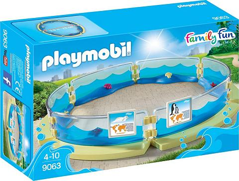 PLAYMOBIL ® Meerestierbecken (9063) »Family Fun«...