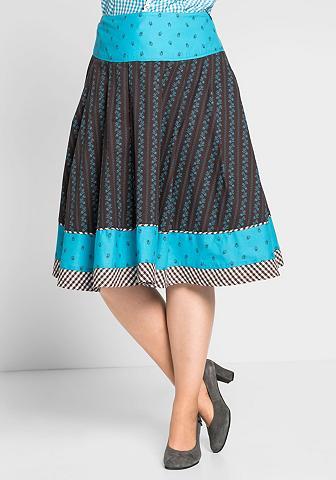 Tautinio stiliaus sijonas