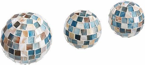 HOME AFFAIRE Dekoratyvinis rutulys »Mosaik« (3-tlg....