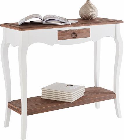 HOME AFFAIRE Žaidimų konsolė »Paris« su lovos stalč...