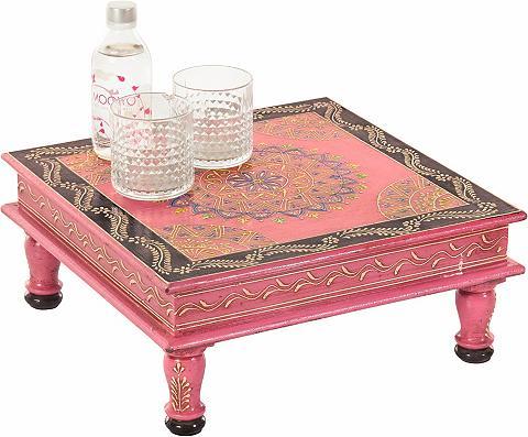 HOME AFFAIRE Pristatomas stalas iš tvirtas Mangohol...