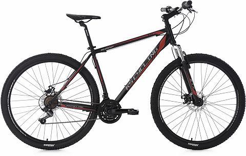 KS CYCLING Kalnų dviratis »Sharp« 21 Gang Shimano...