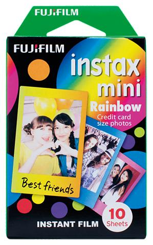 FUJIFILM Sofortbildfilm »instax mini Film Rainb...