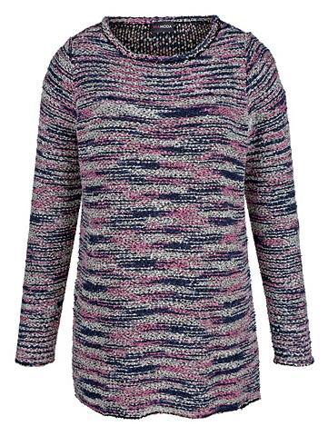 Megztinis nugaroje etwas länger geschn...