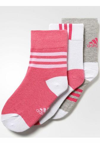 Trumpos vaikiškos kojinės (3 poros) su...