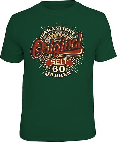 Marškinėliai »Garantiert original seit...