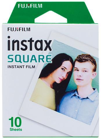 FUJIFILM Sofortbildfilm »Instax Square Film«