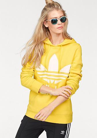 ADIDAS ORIGINALS Sportinio stiliaus megztinis »TREFOIL ...