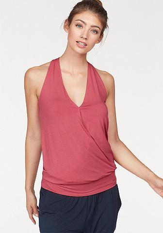 LASCANA Yoga & Relax Marškinėliai be rankovių ...