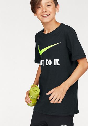 NIKE SPORTSWEAR Marškinėliai »JUST DO IT SWOOSH Marški...