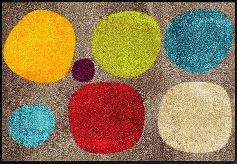 Durų kilimėlis »Broken Dots Colour« re...