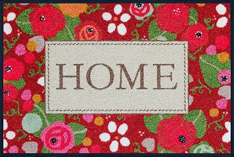 WASH+DRY BY KLEEN-TEX Durų kilimėlis »Rose Cottage« wash+dry...