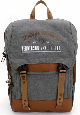 F23™ F23™ Laptoprucksack »Henderson & Co 17...