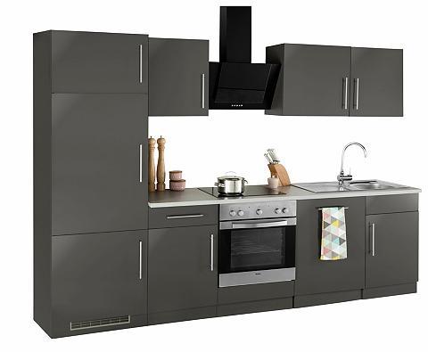 Virtuvės baldų komplektas »Cali« su įm...
