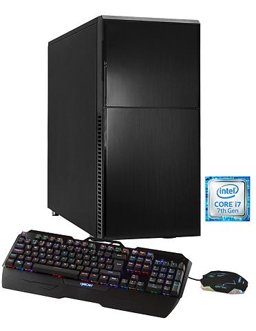 PC Intel® i7-7700K 16GB Ge Force GTX® ...