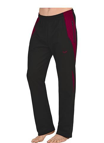 Sportinės kelnės su intarpas