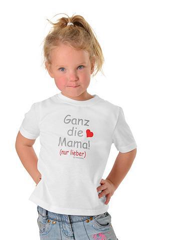TRIGEMA Marškinėliai Mamas Liebling
