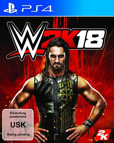 Playstation 4 - Spiel »WWE 18«