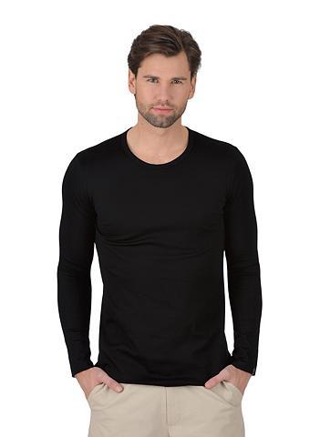 TRIGEMA Marškinėliai ilgomis rankovėmis