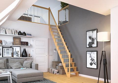 Kompaktiški laiptai »Lyon« kiefer gera...