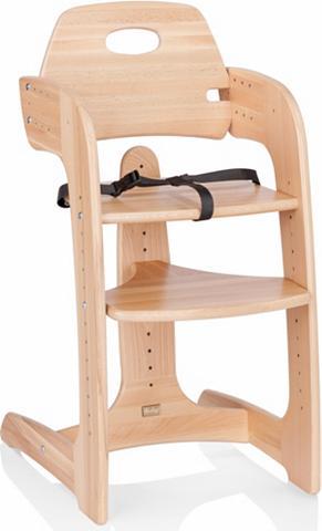 ® maitinimo kėdutė iš mediena su verst...
