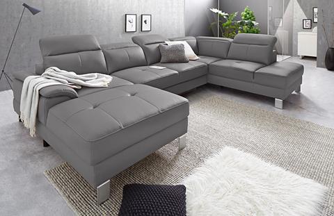 exxpo - sofa fashion Sofa patogi su miegojimo funkcija