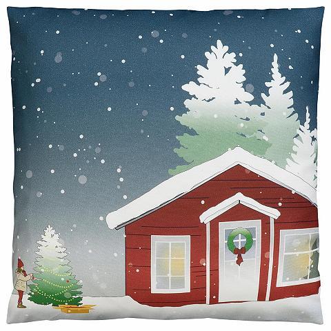 Pagalvių užvalkalai »Christmas at home...