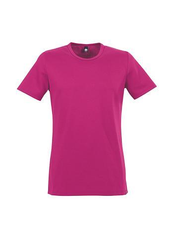 Marškinėliai iš medvilnė-elastanas