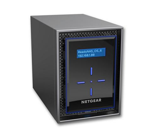 Network Attached Storage (NAS) »RN422E...