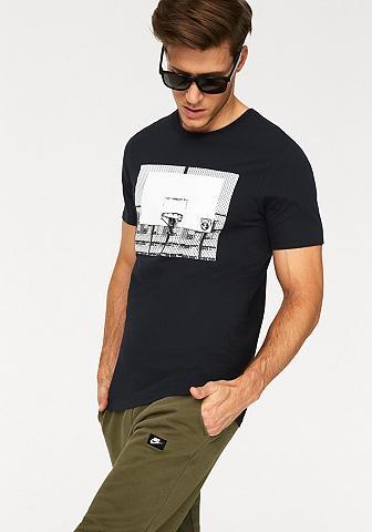 Nike Marškinėliai »M NSW Marškinėliai ...