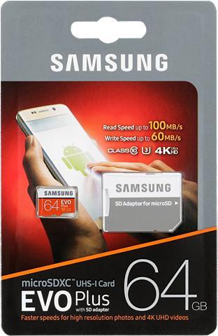 SAMSUNG Micro SDXC Atminties kortelė »micro SD...