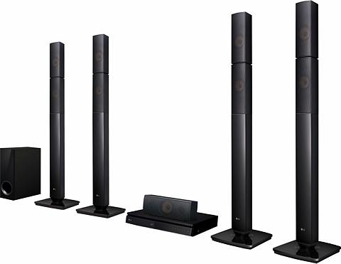 LHB655N 5.1 Namų kino sistema (3D Blu-...